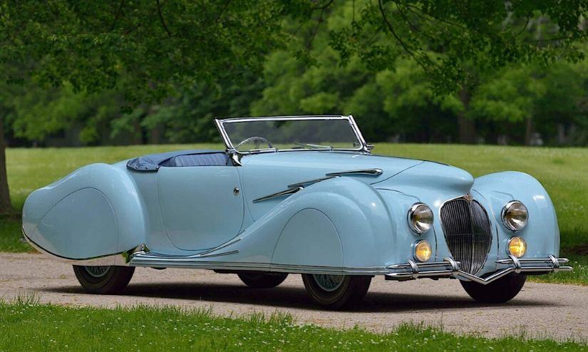 1935 Delahaye 135MS