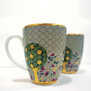 Pichwai coffee mug