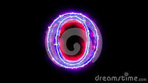 circular logo reveal video